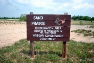 Sand Prairie Conservation Area