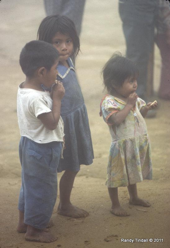 Tzeltal Maya Children
